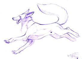 Wynn (sketch commission) by LuckyStarhun
