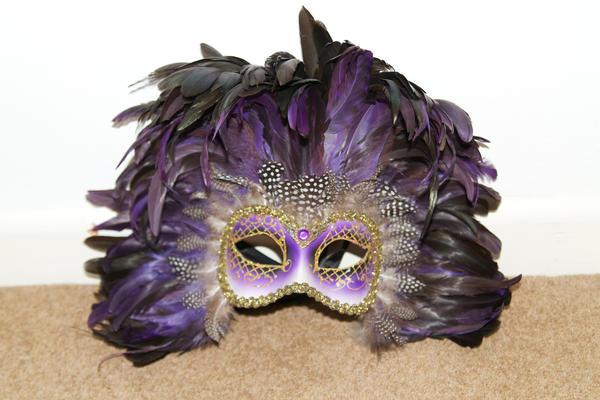Venetian Mask 2 by Skitsofrenika-Stock
