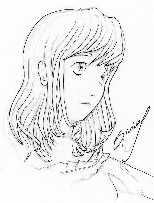 Line Art Practice : More line art practice by saurabhinator on deviantart