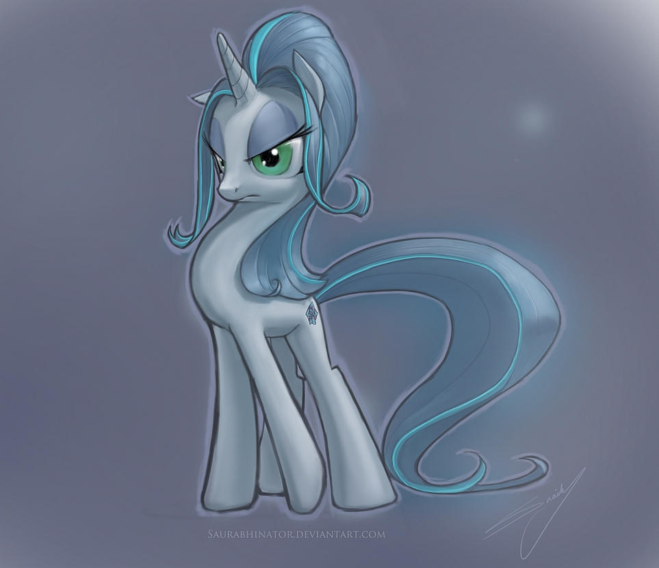 Pony9 by Saurabhinator