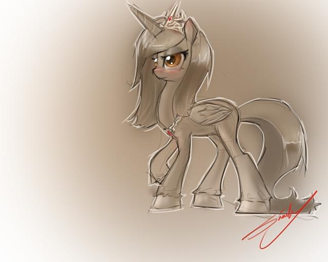 Pony 12 by Saurabhinator