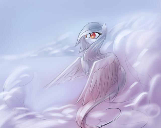 Pony 11 by Saurabhinator