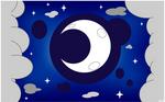 Luna Cutie Mark Wallpaper