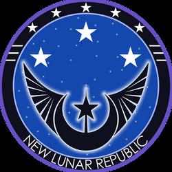 New Lunar Republic Logo