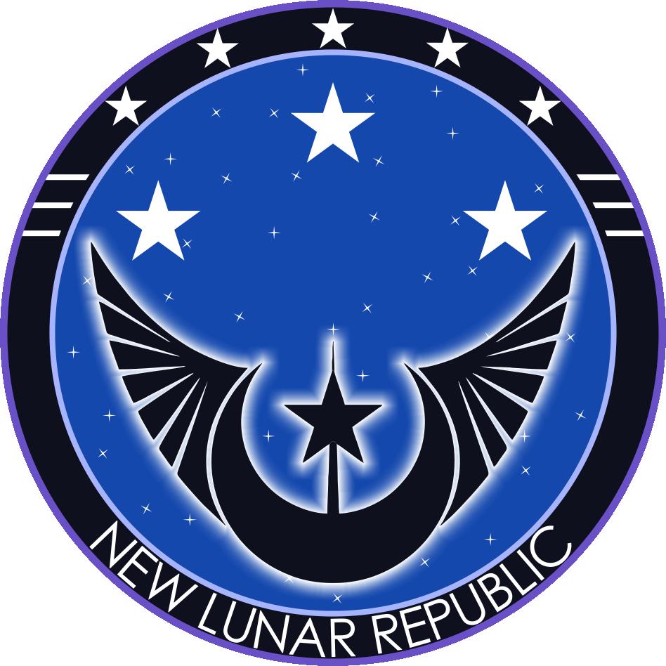 New Lunar Republic Logo by MusicJump
