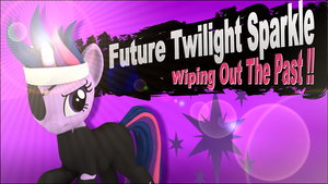 MLP Super Smash Bros Wii U