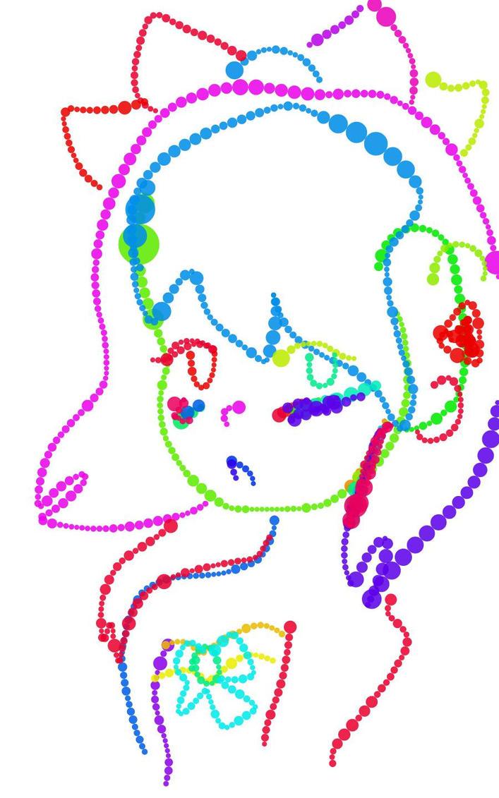 Bubble Girl by CutieGhost05
