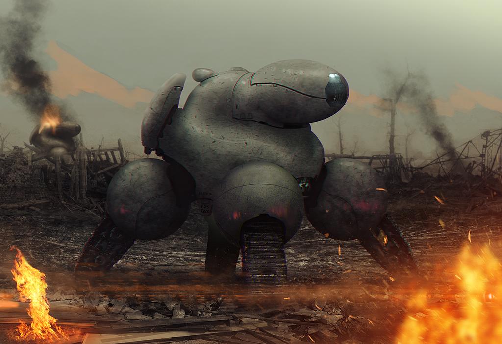 50F7 Tank by edsfox