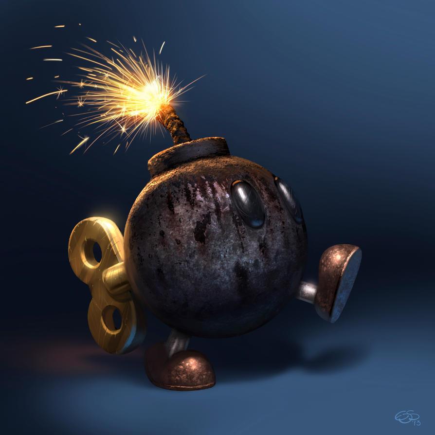 BOMB by edsfox