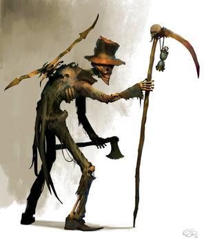 Time reaper