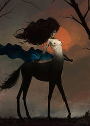 Centaur by edsfox