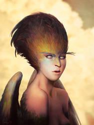 A birds dream by edsfox