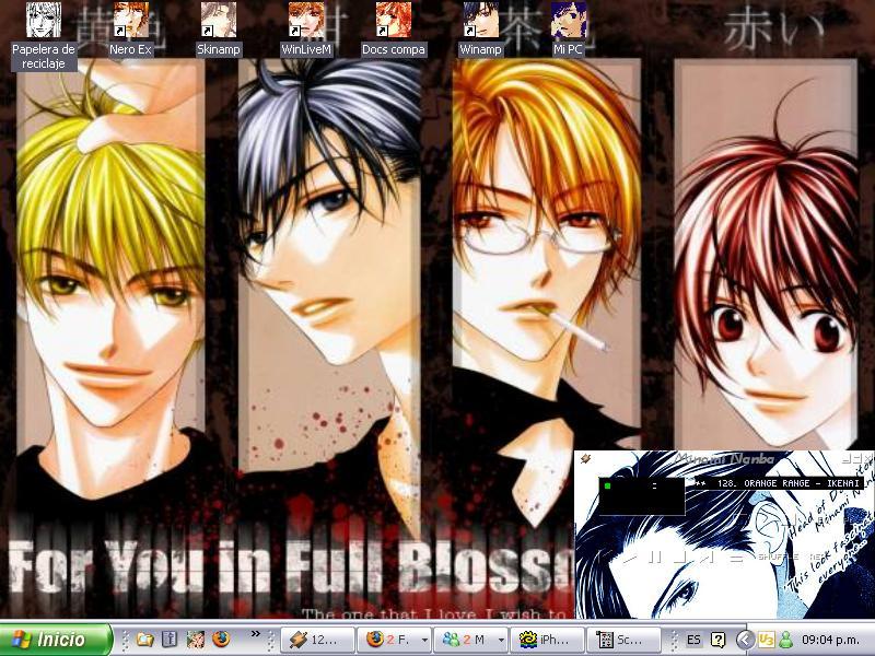 Desktop- HanaKimi2 by HikaruKibou