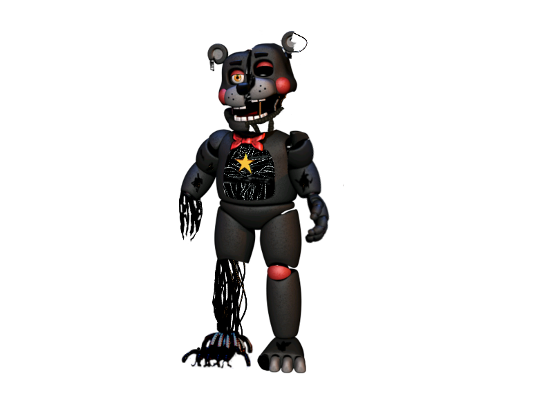 Withered Foxy Simulator: Five Nights At Freddy S