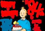happy 84th birthday Tintin by SAcommeSASSY