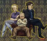 fan art-sherlock season three!!