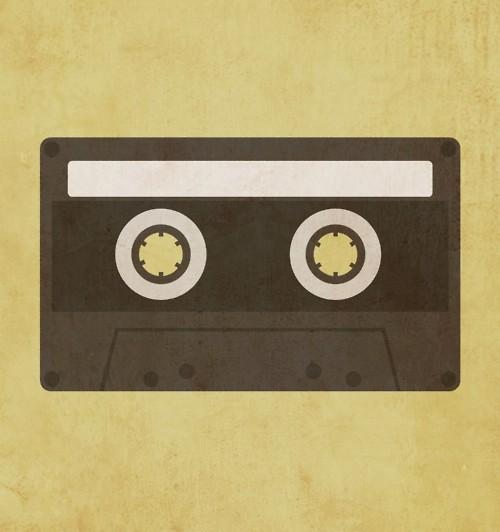 Vintage Cassette Tape by calderman96 on DeviantArt