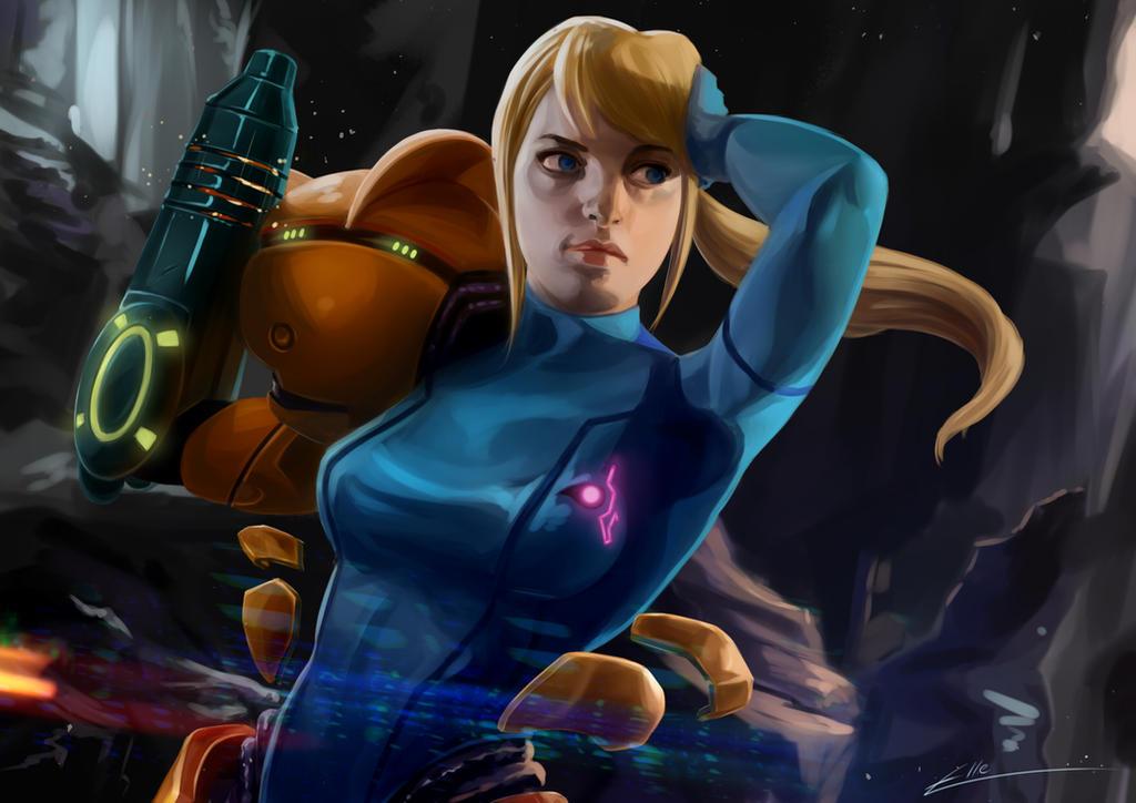 Слабости геймеров - красивые девушки из видеоигр