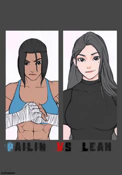 Pailin vs Leah Available Now