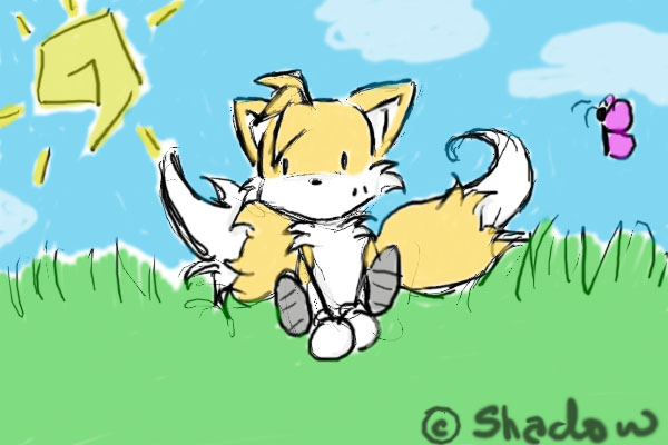 Tails Tablet