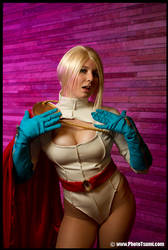Power Girl Oh no