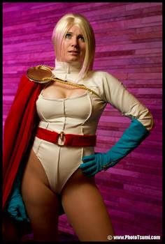 Power Girl Oh Plz