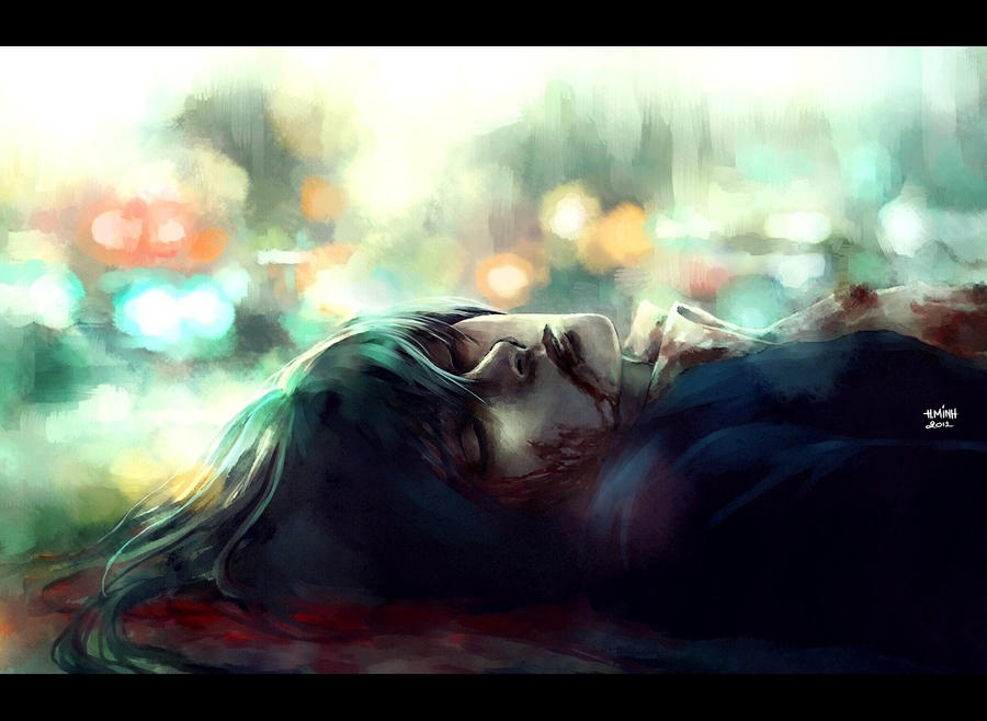 .he.dreams. by NanFe