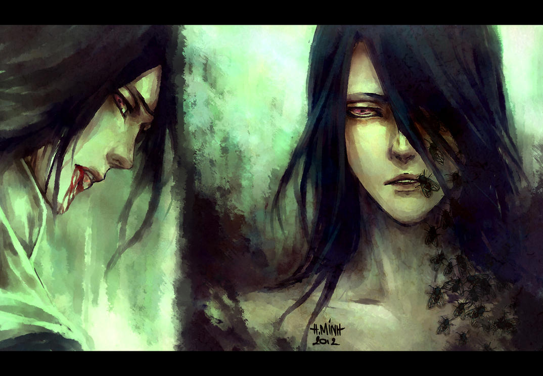 Bleach 501: We can not Escape Our Instincts by NanFe