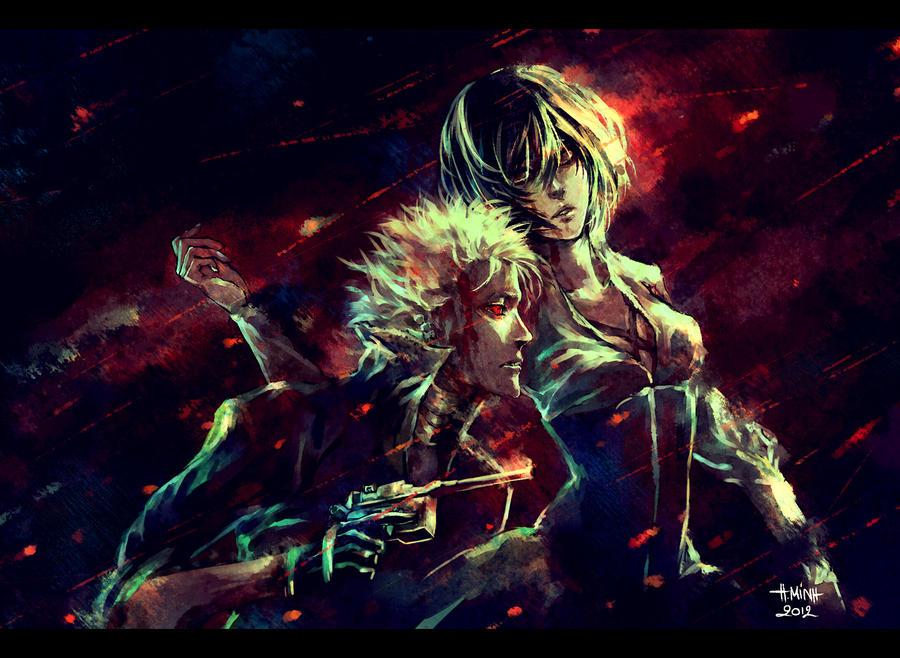 beyond the crimson zone by NanFe
