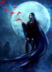 The Bleeding Moon