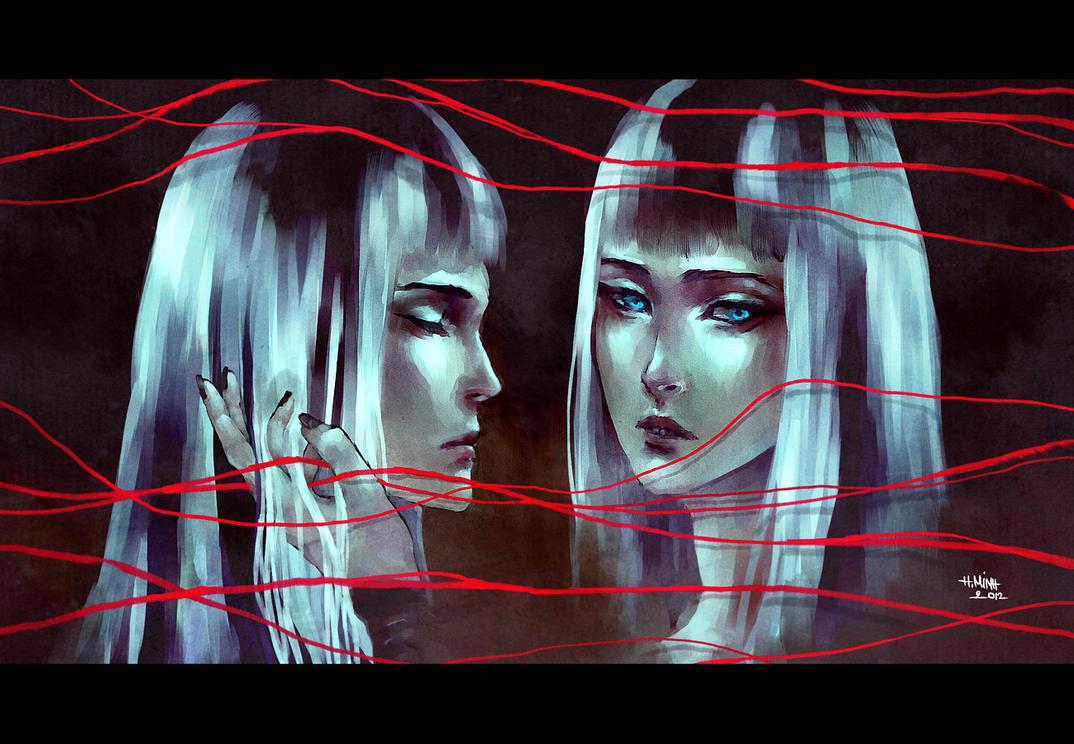 .Spotless Mind. by NanFe
