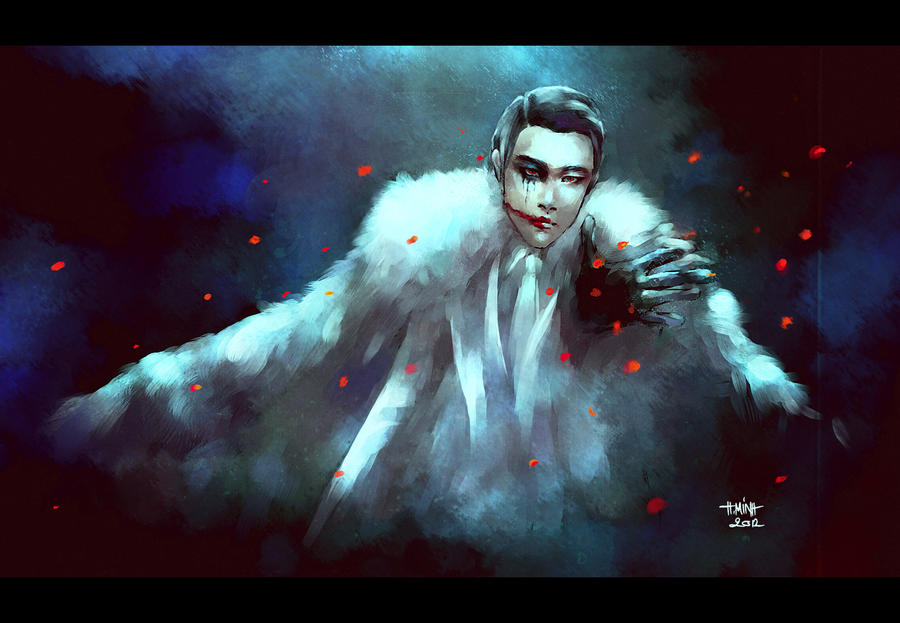 Monster in Me III: Joker Prince by NanFe