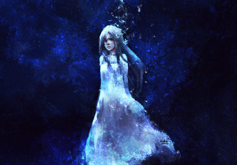 scattered soul by NanFe