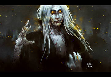 Bury Them Bones by NanFe