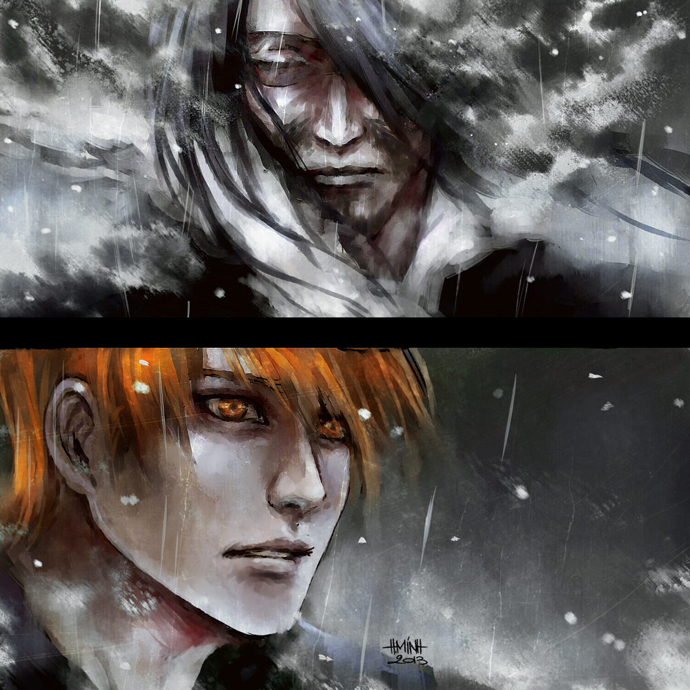 Bleach 541: End Suite by NanFe