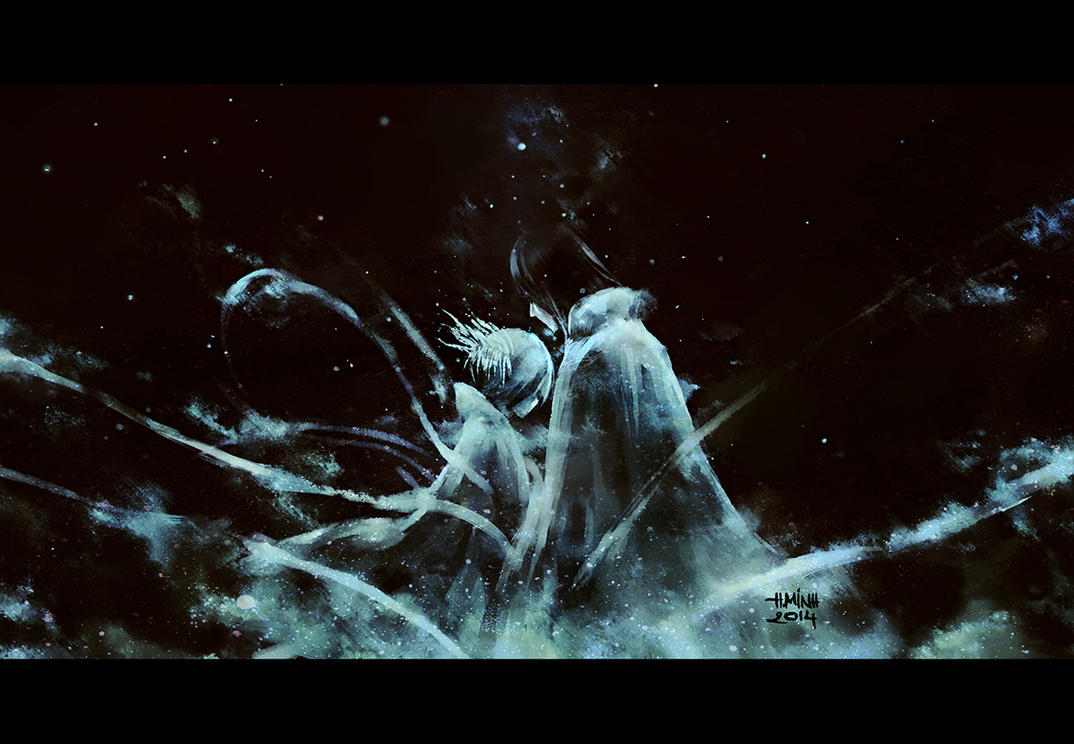 Bleach 570: The Frozen Moment Between by NanFe