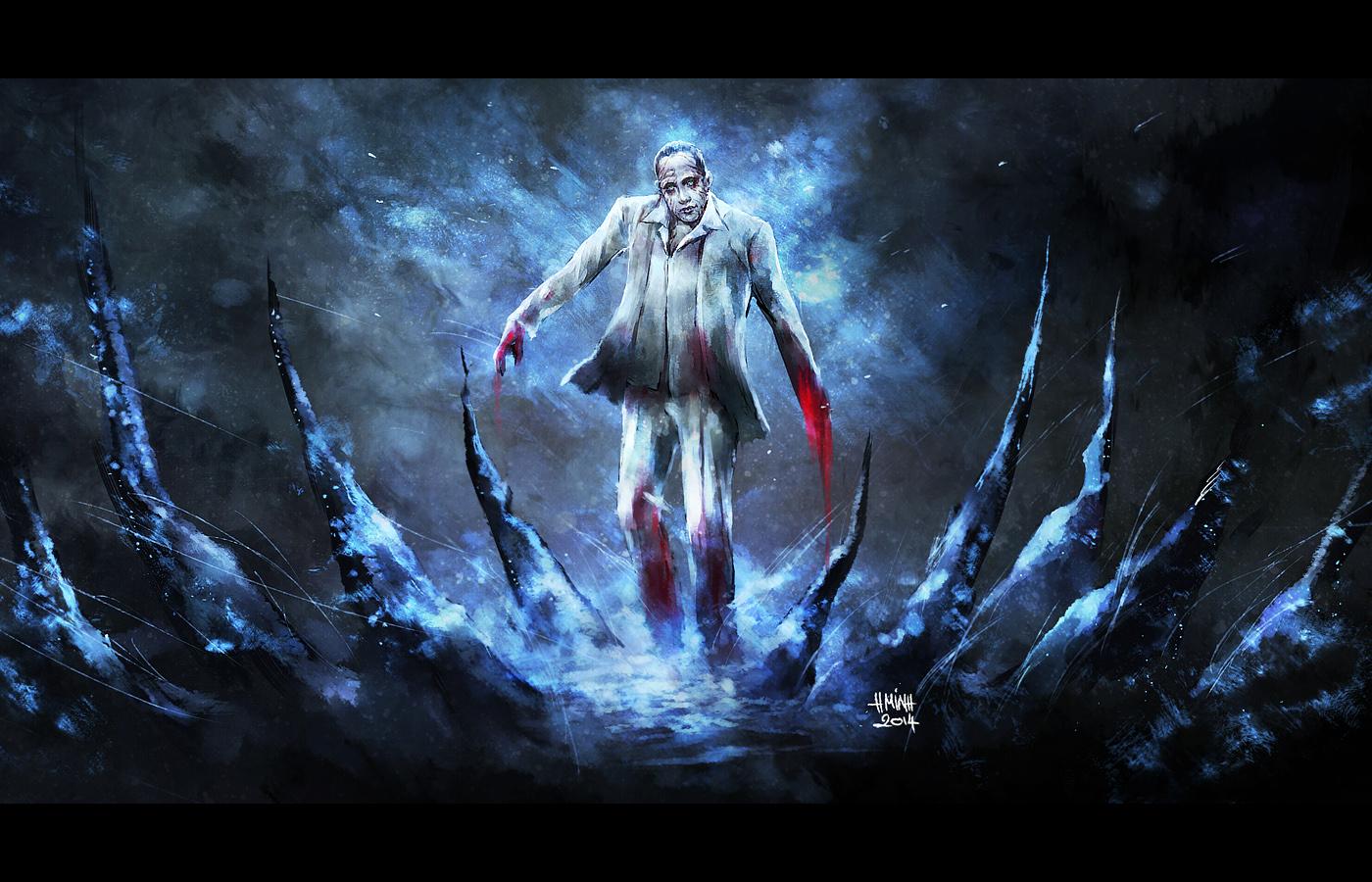 he walks on earth... by NanFe
