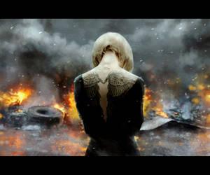 I See Fire by NanFe