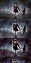 lightless steps by NanFe