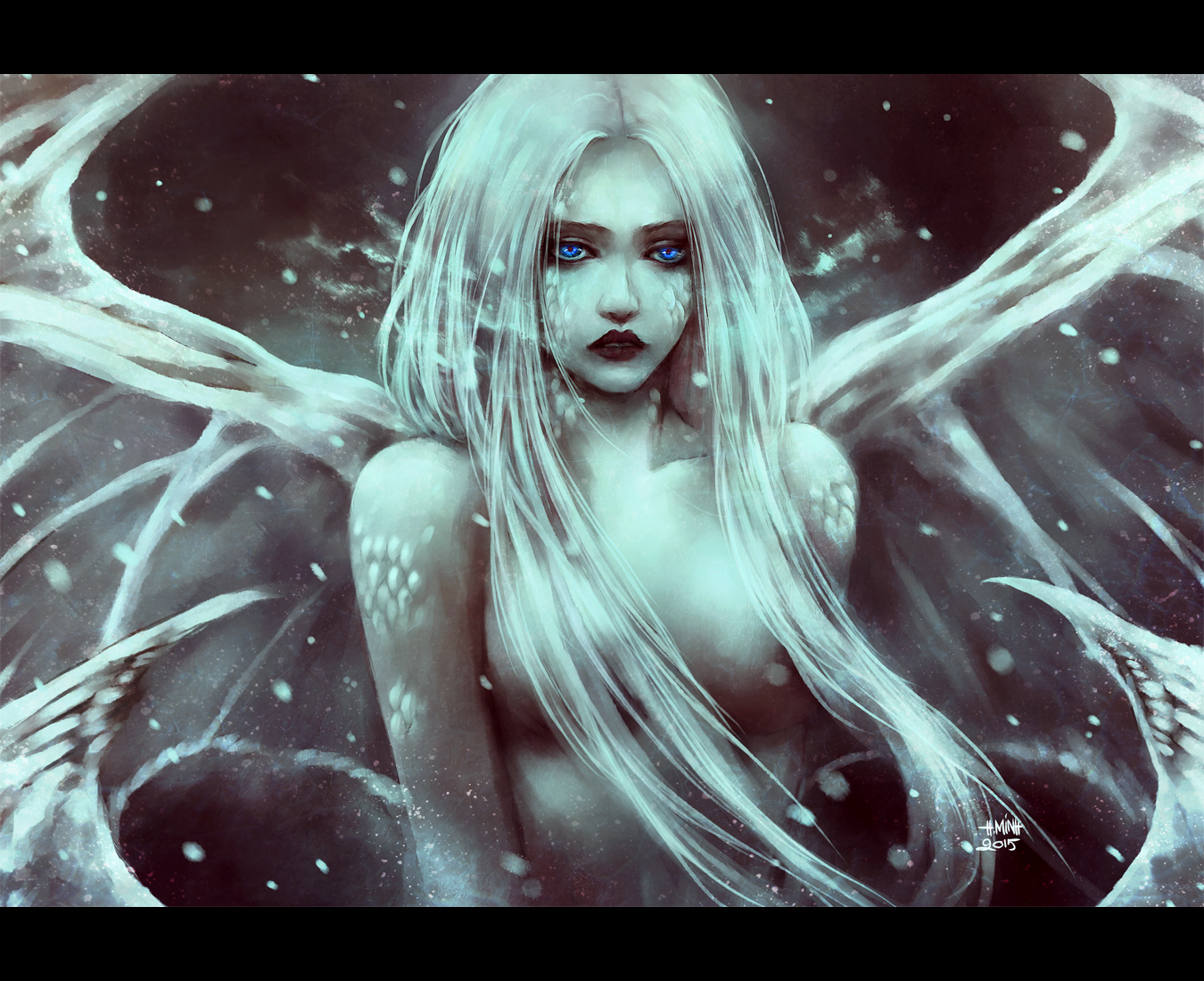 Frozen Elegy