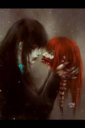 Dark Passion Play by NanFe