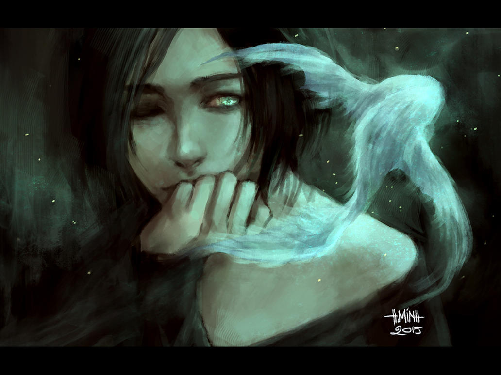 too lost in thoughts by NanFe