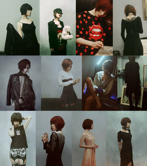 some outfits in 2015