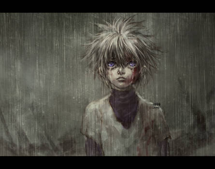 little assassin by NanFe