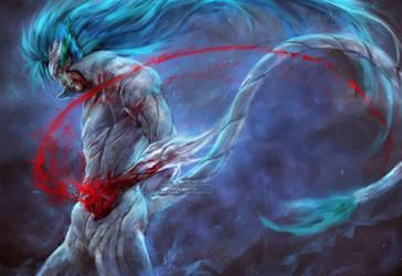 Bleach 665: Pantera Returns by NanFe