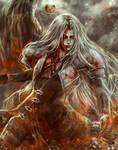 Kiriban 1M and 10 years : Sephiroth