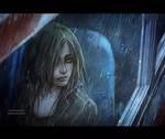 rain bus