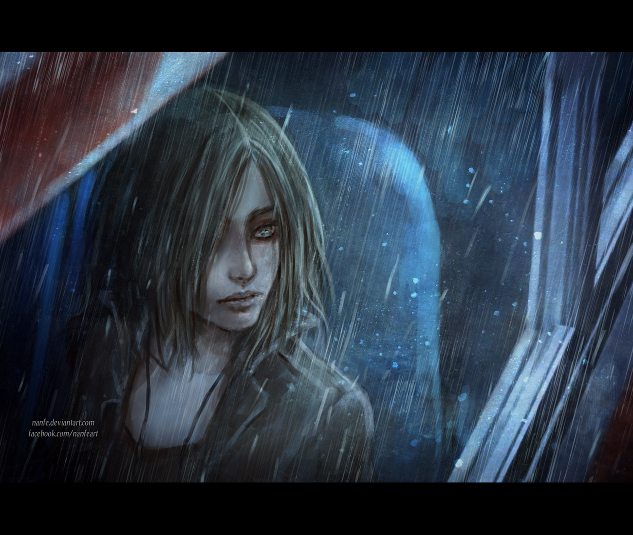 Rain Bus By NanFe On DeviantArt