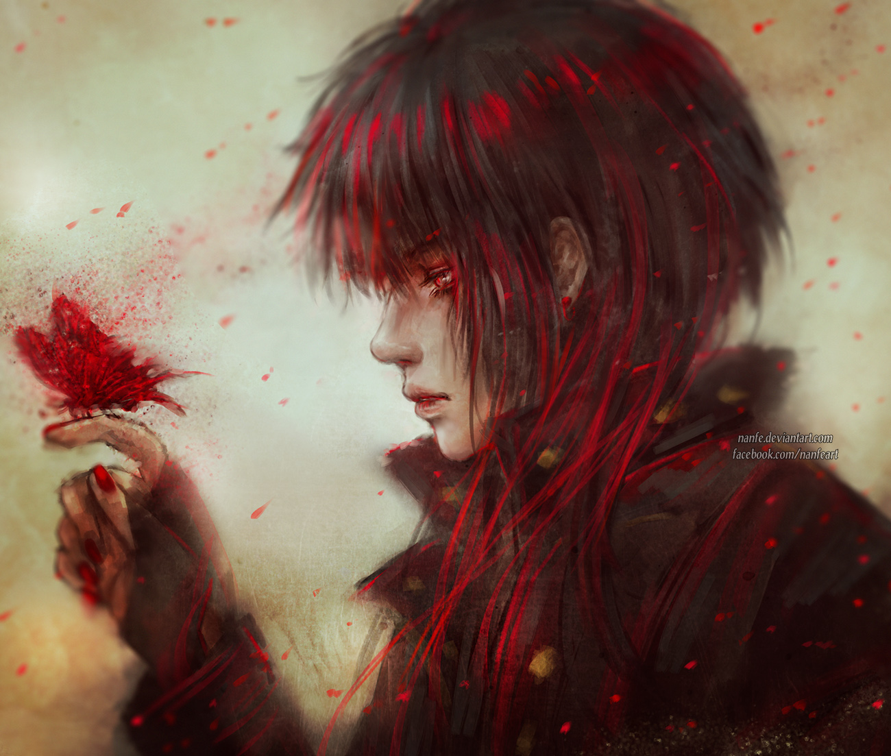 Red Reaper By Nanfe On Deviantart