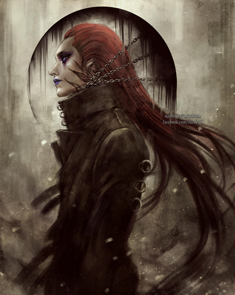 A fragment of omen by nanfe on deviantart for Sign of portent 3